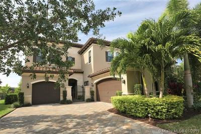 Delray Beach Single Family Home For Sale: 8159 Lost Creek Ln