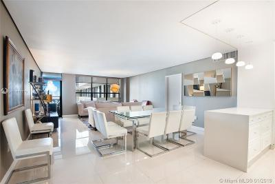 Bal Harbour Condo For Sale: 9801 Collins Ave #9P
