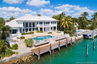 Single Family Home For Sale: 13195 Biscayne Bay Dr