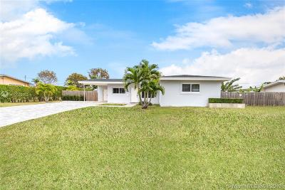 Single Family Home Sold: 9055 SW 80th Ave