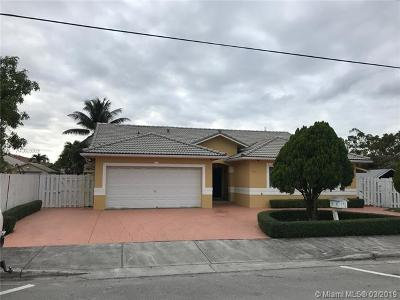 Miami Single Family Home For Sale: 3826 SW 144th Ave