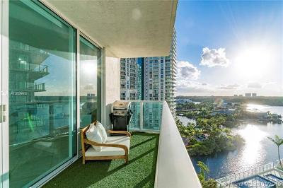 St Tropez On The Bay Iii, St Tropez/Bay 03 Condo, St Tropez/Bay Iii Condo For Sale: 250 Sunny Isles Blvd #3-1104-A