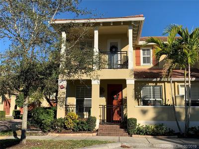 Coconut Creek Condo For Sale: 4650 Monarch Way