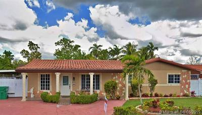 Miami Single Family Home For Sale: 2751 Village Green Dr