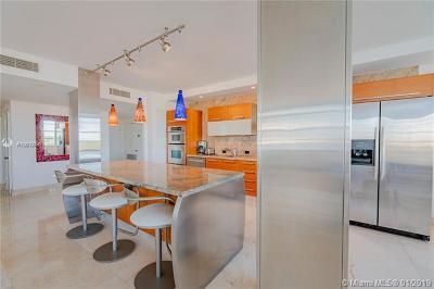 Miami Beach Condo For Sale: 5640 Collins Ave #7C