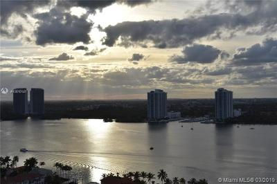 Aventura Condo For Sale: 2000 Island Blvd #2307