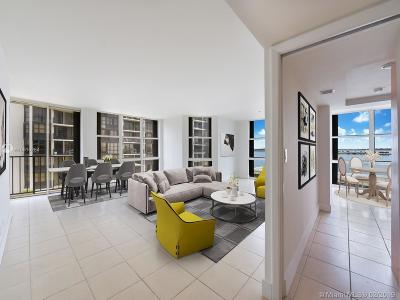 Miami Rental For Rent: 1901 Brickell Ave #B614