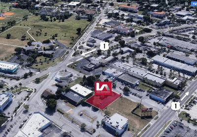 Palmetto Bay Commercial For Sale: 9851 E Evergreen St