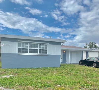 Fort Lauderdale Single Family Home For Sale: 445 NW 29th Ave