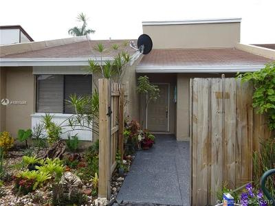 Fort Lauderdale Single Family Home For Sale: 6729 NW 29th Ter