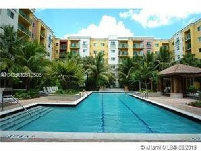Valencia, Valencia Condo, Valencia Condominiums Rental For Rent: 6001 SW 70th St #403