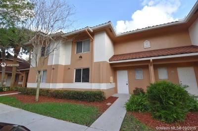 Plantation Condo For Sale: 824 NW 91st Ter #824