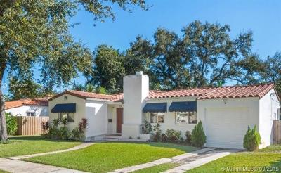 Miami Shores Single Family Home For Sale: 114 NE 107th St