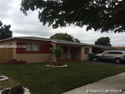 Miramar Single Family Home For Sale: 7804 Miramar Pkwy