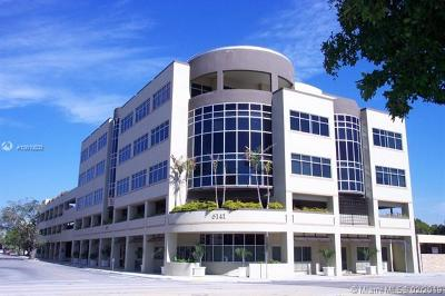 South Miami Commercial For Sale: 6141 SW 72 Street #402