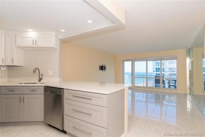 Pompano Beach Condo For Sale: 133 N Pompano Beach Blvd #1509