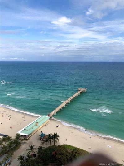Sunny Isles Beach Condo For Sale: 16485 Collins Ave #2534