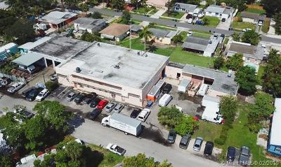Fort Lauderdale Commercial For Sale: 1341 SW 21st Terr