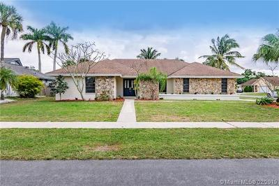 Plantation Single Family Home For Sale: 1150 NW 77th Ave