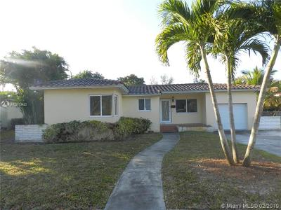 Miami Shores Single Family Home For Sale: 162 NW 108th St