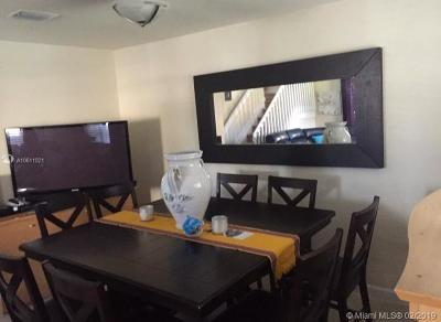 Cutler Bay Condo For Sale: 22501 SW 88th Pl #9-25