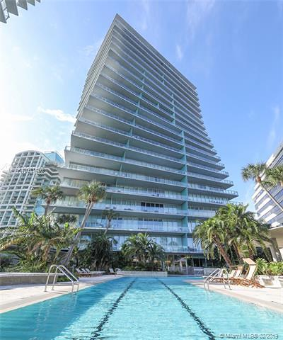Miami FL Condo For Sale: $1,225,000