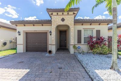 Homestead Single Family Home For Sale: 2356 NE 3rd Ct
