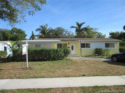 Cutler Bay Single Family Home For Sale: 8968 Ridgeland Dr