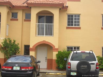Hialeah Gardens Condo Active With Contract: 11471 NW 95th Ct #6