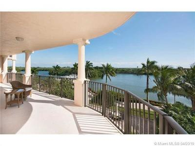 Coral Gables Condo For Sale: 13611 Deering Bay Dr #304