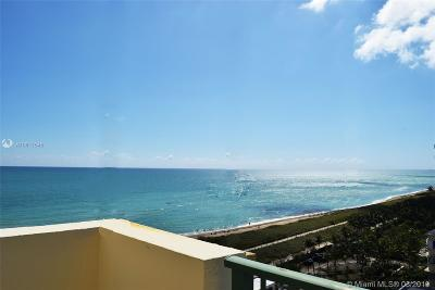 Surfside Condo Sold: 9195 Collins Ave #1104