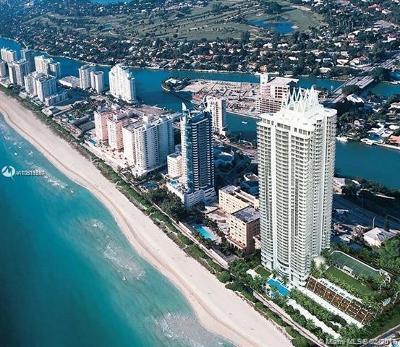 Akoya, Akoya Condo, Akoya Condominiums Rental For Rent: 6365 E Collins Ave #3602