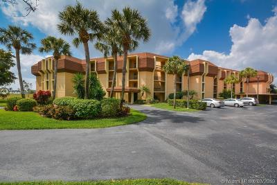 Palm Beach Gardens Condo For Sale: 5350 Woodland Lakes Dr #309