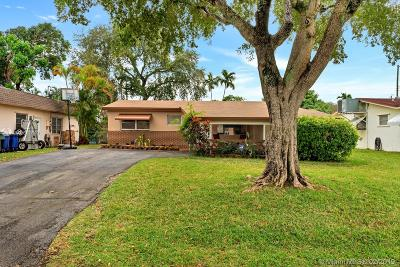 Hallandale Single Family Home Sold: 633 SW 4th Ct