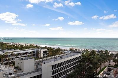 Miami Beach Condo For Sale: 100 Lincoln Rd #1023