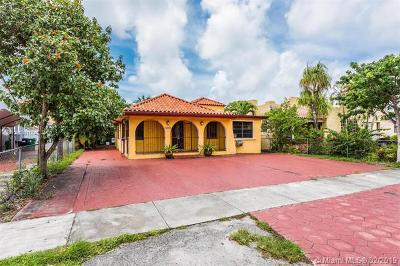 Miami Single Family Home For Sale: 4246 SW 10th St