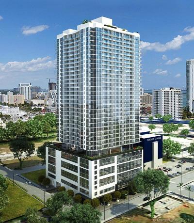 Miami Condo For Sale: 1600 NE 1st Ave #1814