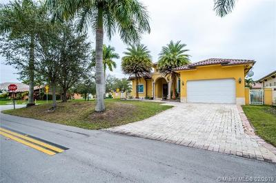 Doral Single Family Home For Sale: 2675 NW 100 Avenue