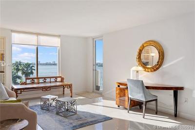 Bay Harbor Islands Condo For Sale: 10350 W Bay Harbor Dr #5C