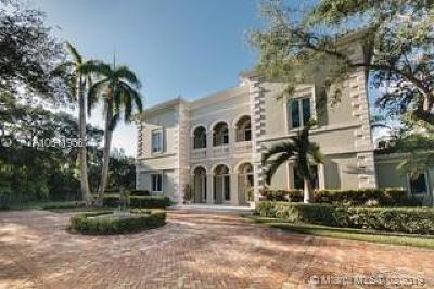 Coral Gables Single Family Home For Sale: 4941 SW 75 Th Ln