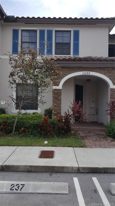 Miami Condo For Sale: 15044 SW 116th St