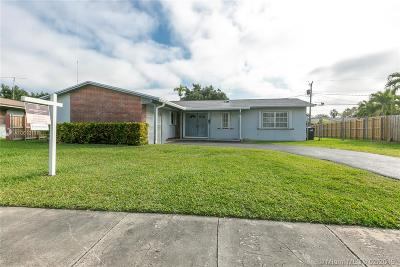 Cutler Bay Single Family Home For Sale: 19755 SW 101st Ave