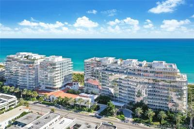 Miami-Dade County Condo For Sale: 9001 Collins Ave #S-610