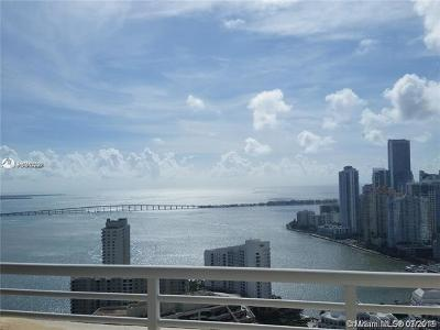 Miami Rental For Rent: 848 Brickell Key Dr #4306