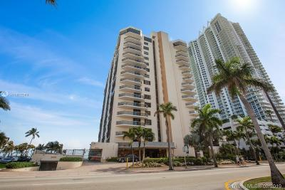 Miami Beach Condo For Sale: 6423 Collins Ave #1006