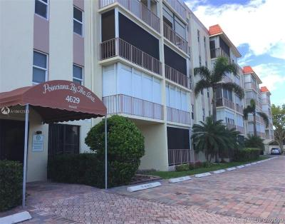 Lauderdale By The Sea Condo For Sale: 4629 Poinciana St #308