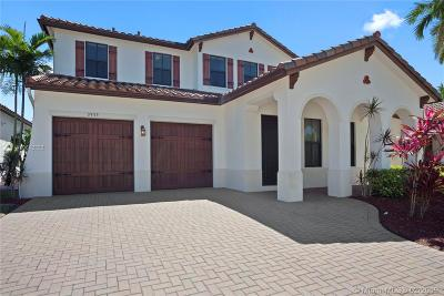 Cooper City Single Family Home Sold: 3935 NW 84th Way