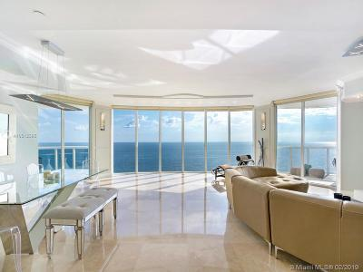 Ocean Four, Ocean Four Condo, Ocean Four Condo + Den, Ocean Four + Den, Ocean Four Condominium Rental For Rent: 17201 Collins Ave #1801