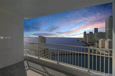 Miami Rental For Rent: 701 Brickell Key Blvd #2501