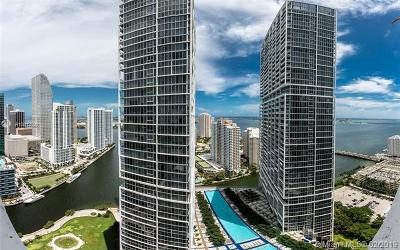 Miami Rental For Rent: 485 Brickell Ave #4702